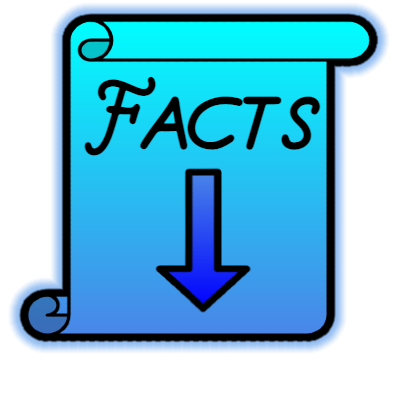 Chopped Neon Sticker – Scroll That Says Facts